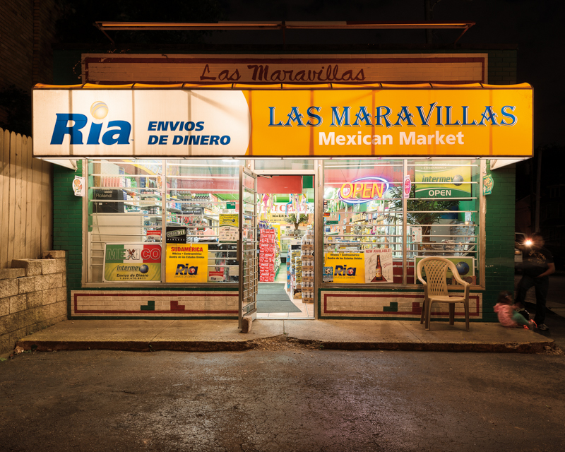 Las Maravillas, 5th Street, Columbus, OH, 2014