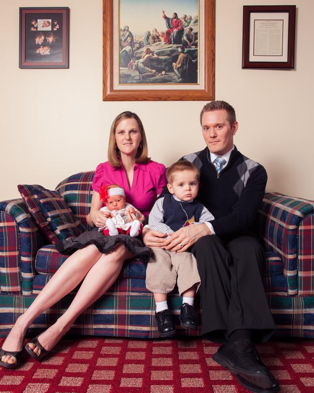 The Brigham Family, 2013