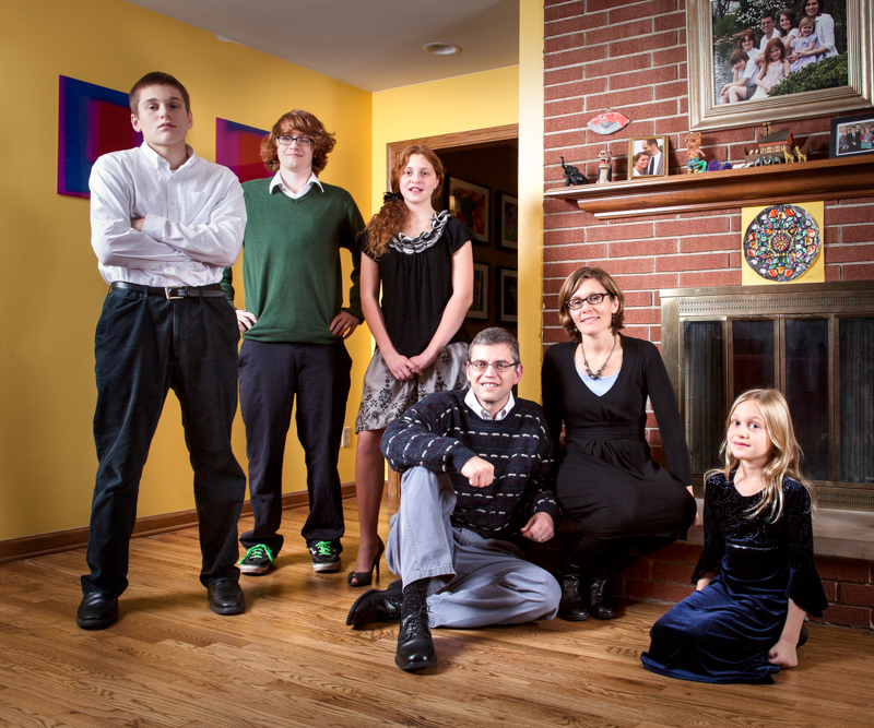 The Wunderlich Family, 2012